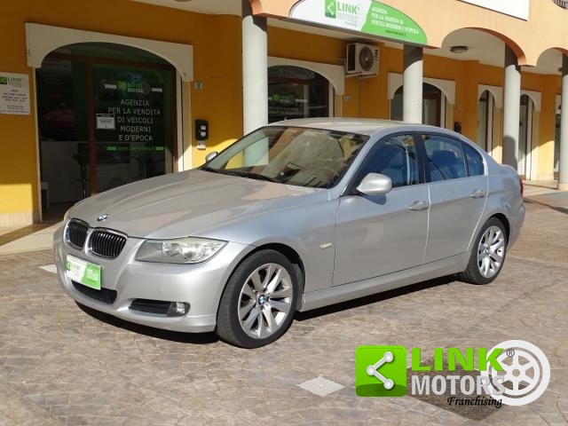BMW 318D 143CV AUTOMATISK