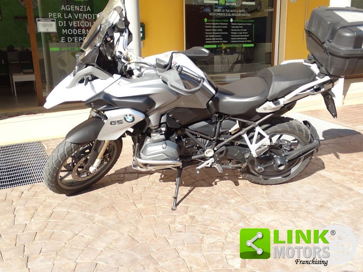 BMW R 1200 GS 125 HK