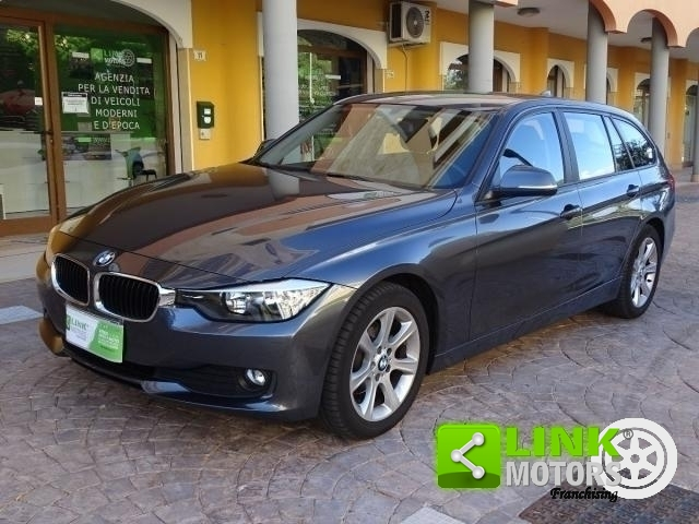BMW 320 D TOURING 185 HK AUTOMATISK