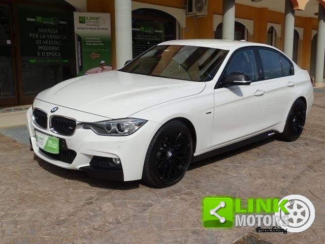 BMW 320D MSPORT PERFORMANCE  184 CV