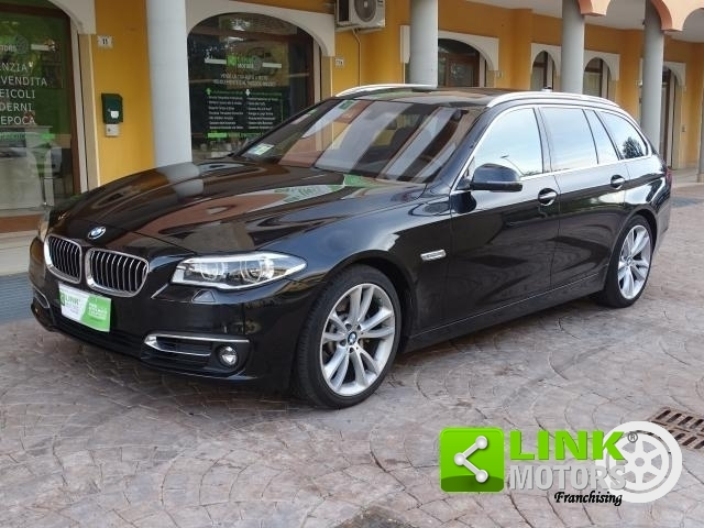 BMW 530 D XDRIVE TOURING LUXURY