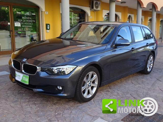 BMW 320 D TOURING 183 HP BUSINESS