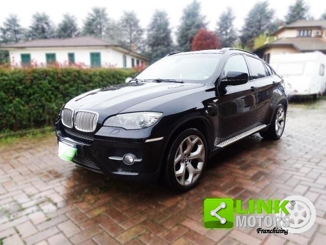 BMW X6 XDRIVE35D ELETTA *12 MESI GARANZIA INCLUSO*