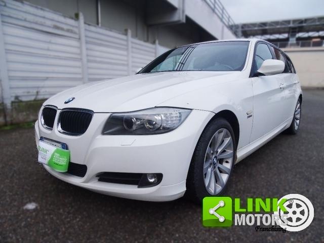BMW SERIE 3 320D XDRIVE FUTURA*TAGLIANDI OK*CAMBIO MANUALE