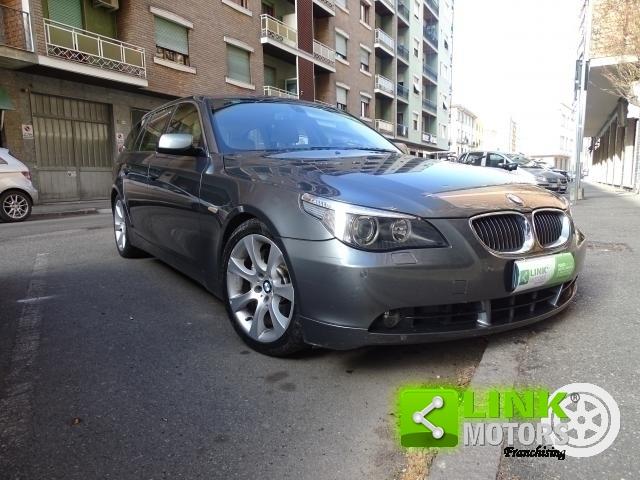 BMW SERIE 5 535D ECCELSA *TAGLIANDI CERTIFICATI*