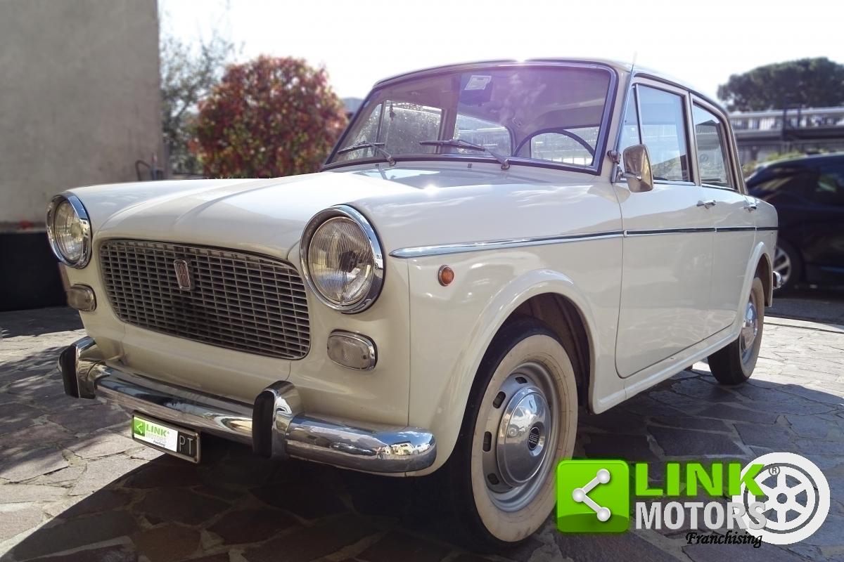 FIAT 1100 D BERLINA CONSERVATA