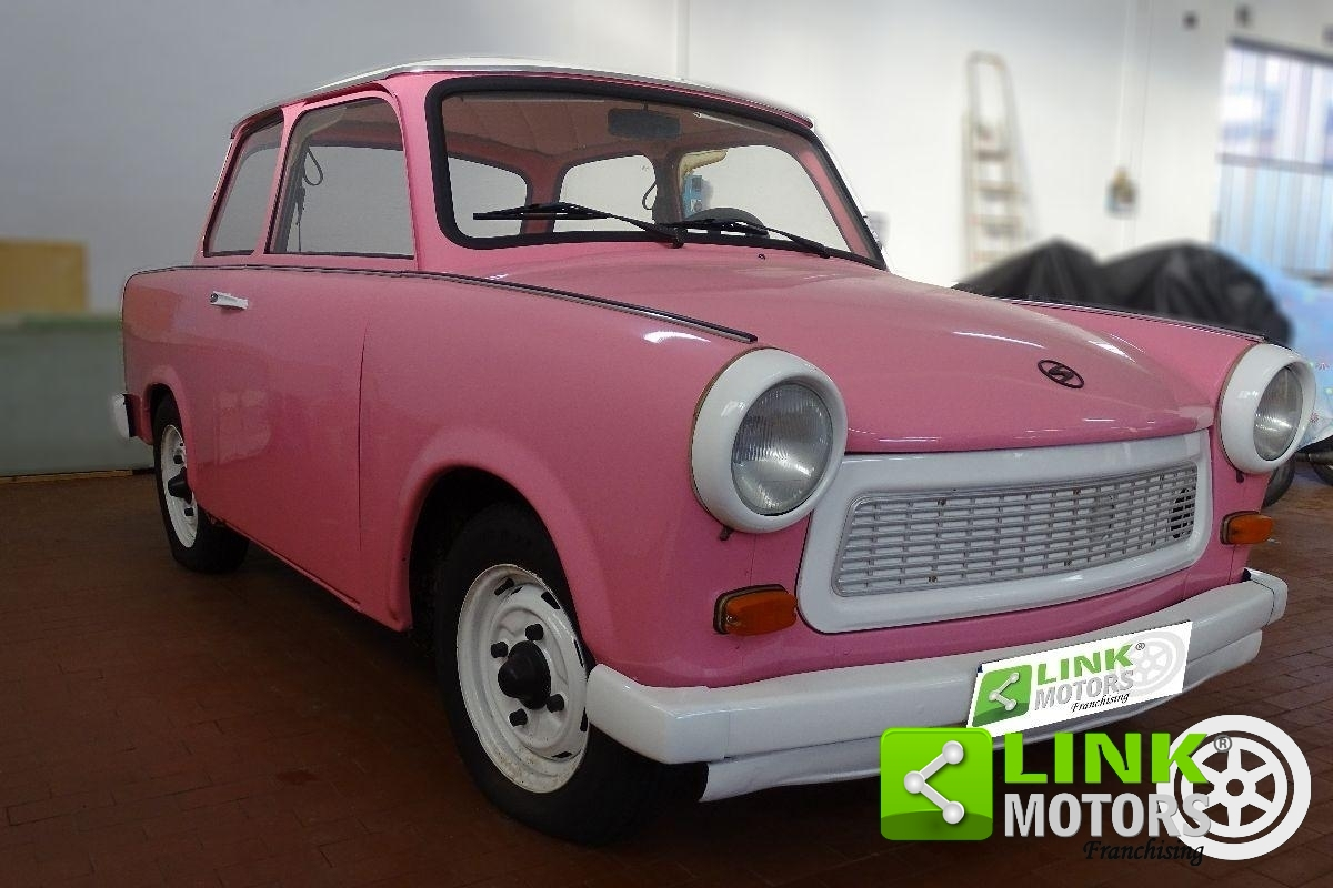 TRABANT P601 ** VEHICLE FOR CEREMONIES **