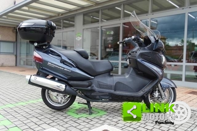 SUZUKY BURGMAN AN 650 EXECUTIVE
