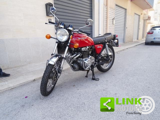HONDA CB 400 FOUR SUPER SPORT