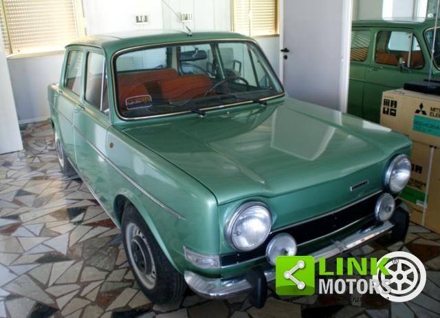 SIMCA 1000 ANNO 1968