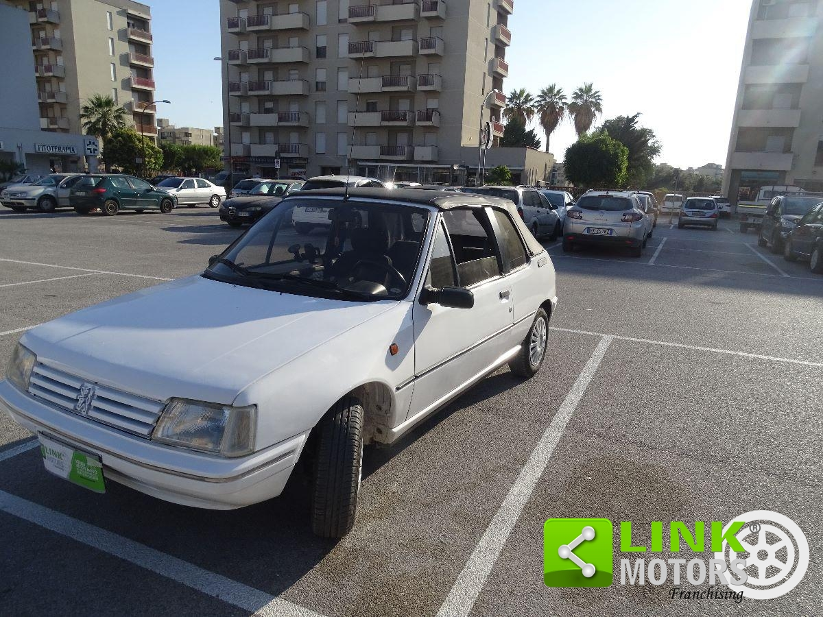 PEUGEOT 205 CAT CABRIOLET CJ