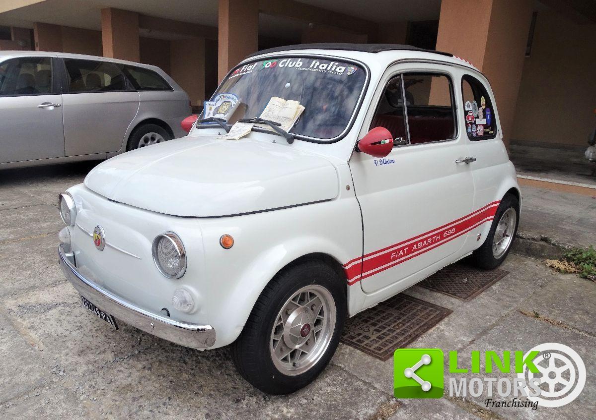FIAT 500 L RIFATTA 595 ABARTH