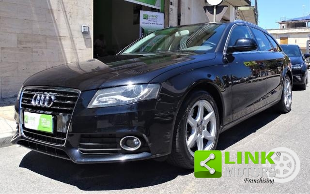 AUDI A4 AVANT 3.0 V6 TDI F.AP. QU. ADVANCED