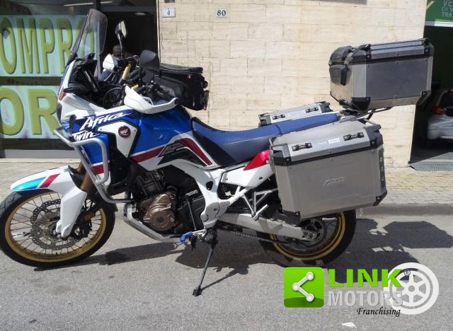 HONDA AFRICA TWIN CRF 1000 ADVENTURE SPORT