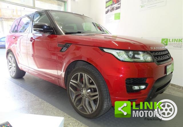 LAND ROVER RANGE ROVER SPORT AUTOBIOGRAPHY (MOTORE KM. 60000)