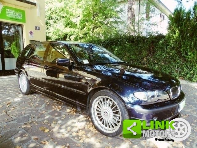 ALPINA-BMW B3 3.3 4WD SWITCH TRONIC
