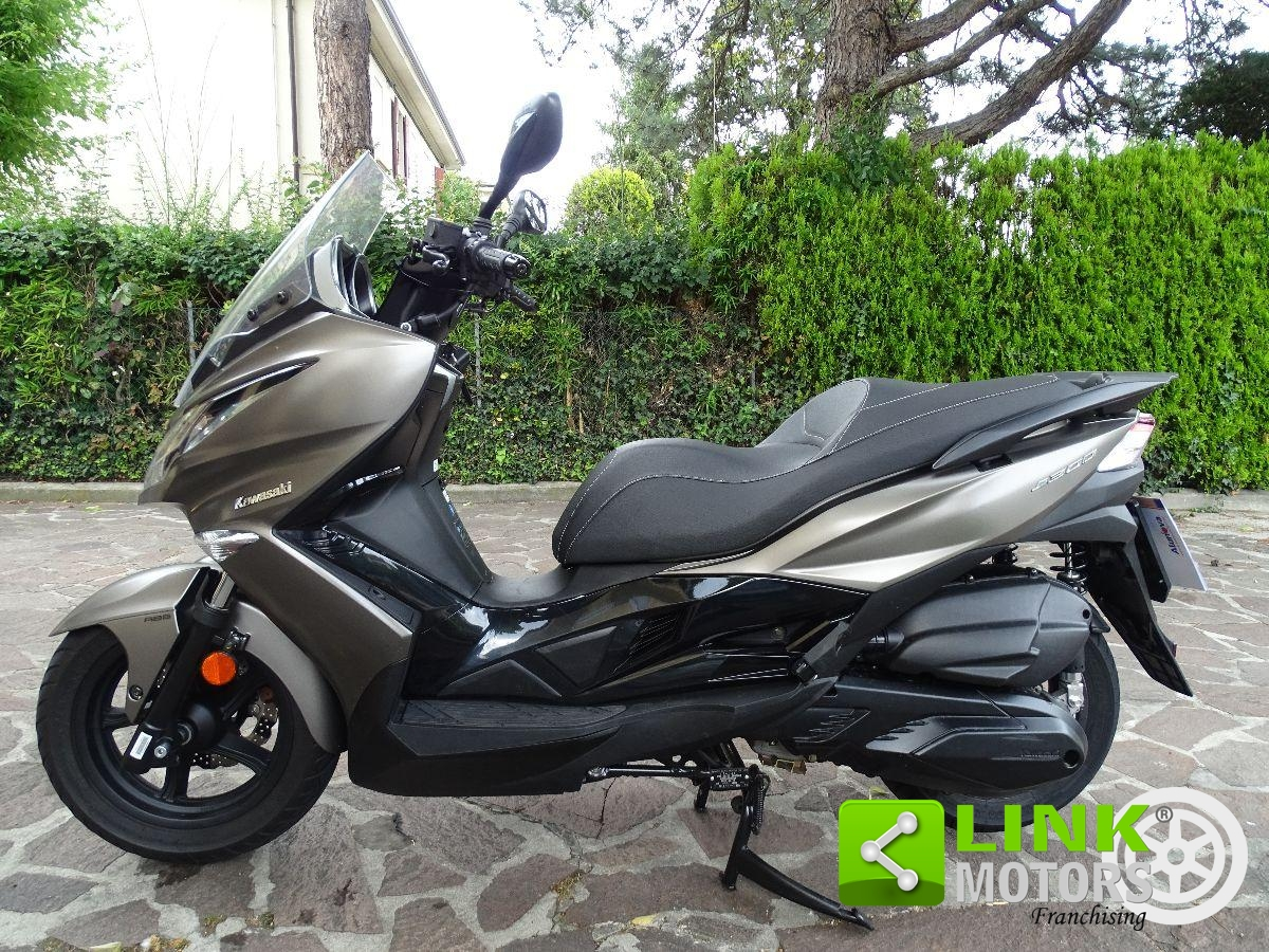 KAWASAKI - J 300 - ABS UNICO PROPRIETARIO