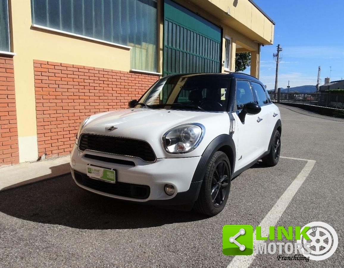 MINI - COUNTRYMAN - COOPER S ALL4