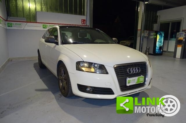 AUDI A3 SPORTBACK 2.0 TDI F.AP. S TR. ATTRACTION