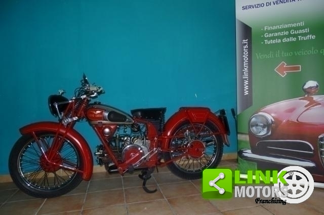 MOTO GUZZI AIRONE 250 DELL 1939