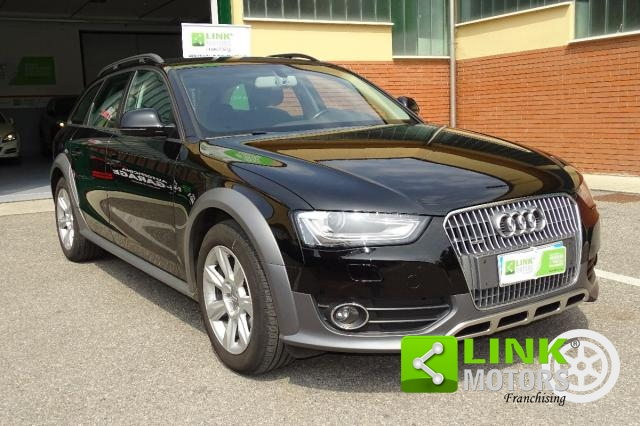 AUDI - A4 ALLROAD FOUR