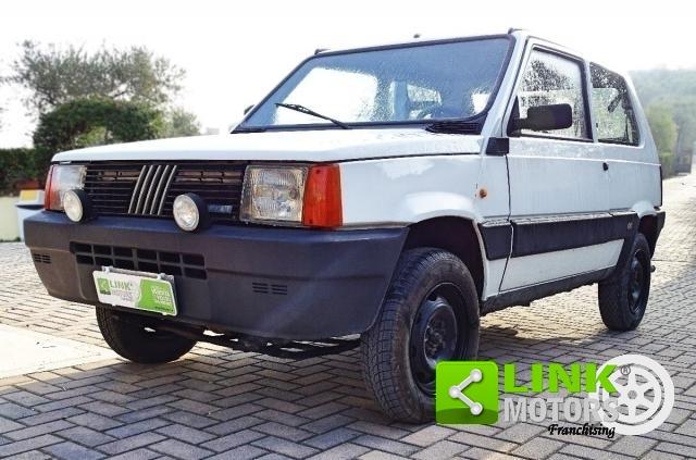 FIAT - PANDA - 1000 4X4
