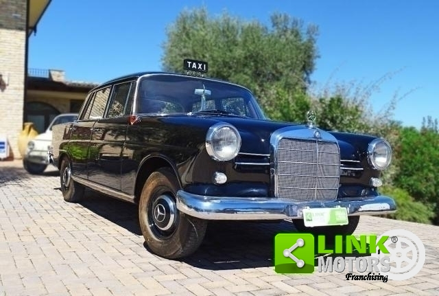 MERCEDES - 190 D 1963