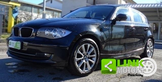 BMW SERIE 1 118D 2.0 143CV 5 PORTE DPF