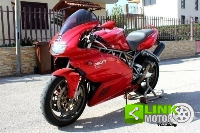 DUCATI SUPERSPORT 1000 DS FULL-FAIRING