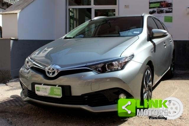 TOYOTA AURIS 1.8 HYBRID BUSINESS KM ORIGINALI!!!