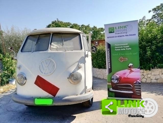 VOLKSWAGEN T1 PICK UP 1.6 CC (PREZZO AFFARE)