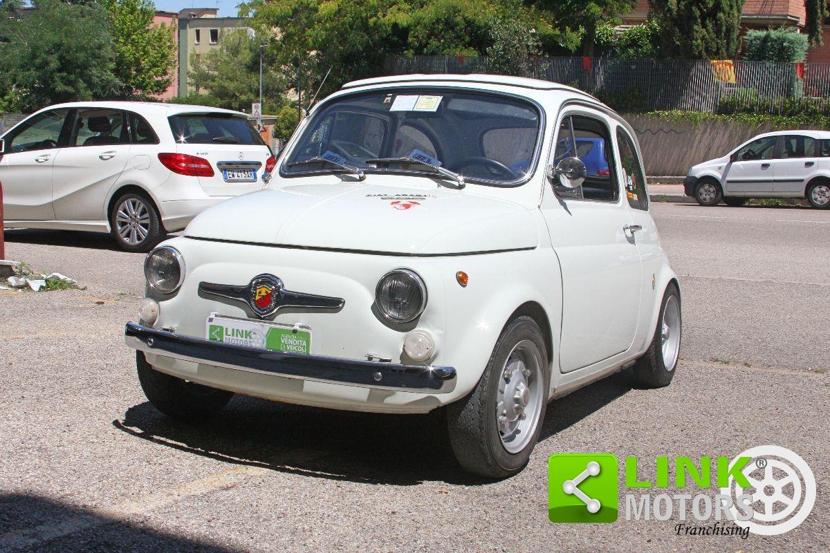 FIAT 500 L PRAWDZIWA REPLIKA ABARTH 595 SS