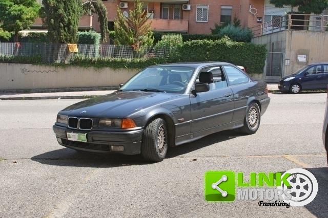 BMW SERIE 3 320I 24V 4 PORTE CON POSSIBILITÀ DI GPL