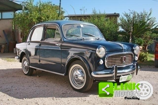 FIAT 1100/103 H LUSSO DEL 1959 PERFETTAMENTE CONSERVATA