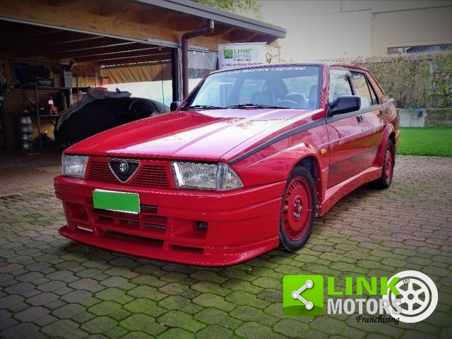 ALFA ROMEO - 75 - 1.8I TURBO EVOLUTION