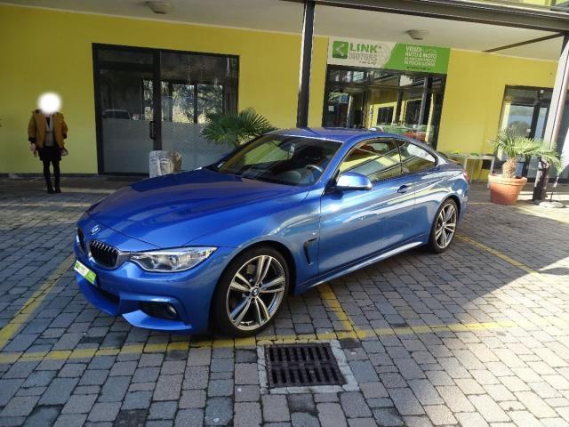 BMW SERIE 4 COUPÈ 428I MSPORT, POCHI KM!!