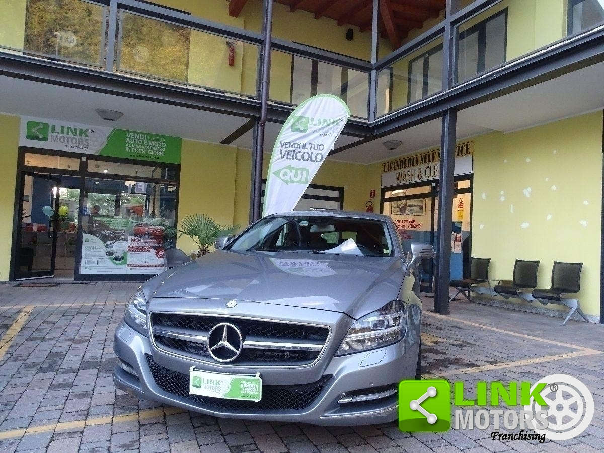 CLASSE CLS 250 CDI SW BLUEEFFICIENCY