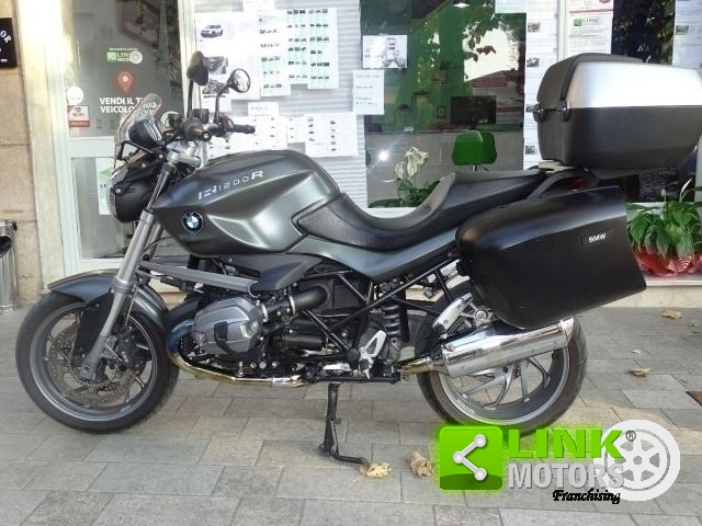 BMW R1200 R | TAGLIANDI CERTIFICATI|