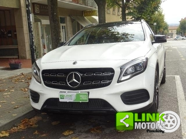 MERCEDES-BENZ CLASSE GLA 200 CDI |LIMITED EDITION|FULL OPTIONAL |SOLO 35000KM |