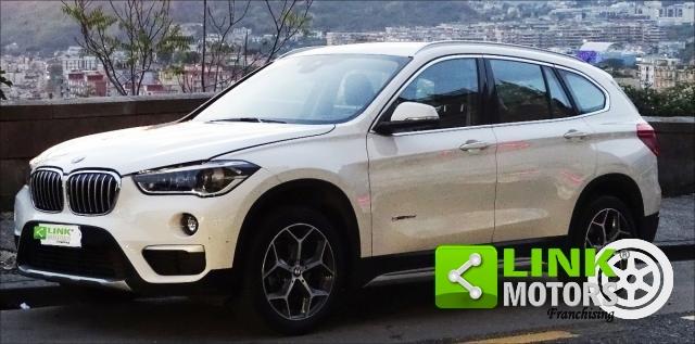BMW X1 SDRIVE16D XLINE - UNICO PROPRIETARIO