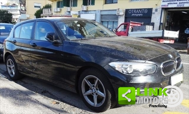 BMW SERIE 1 116D ED 5 PORTE BUSINESS