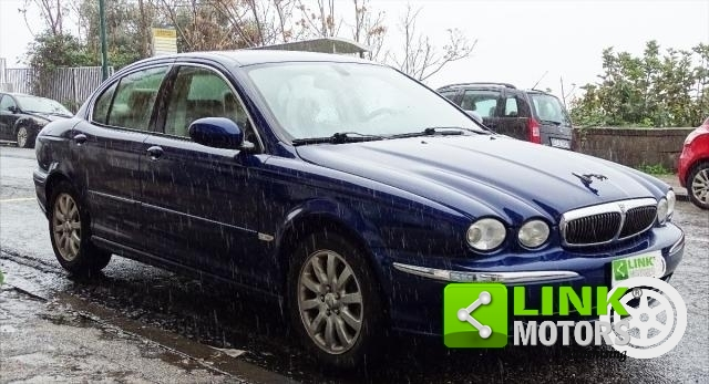 JAGUAR X-TYPE 2.5 V6 EXECUTIVE - ALL-WHEEL DRIVE