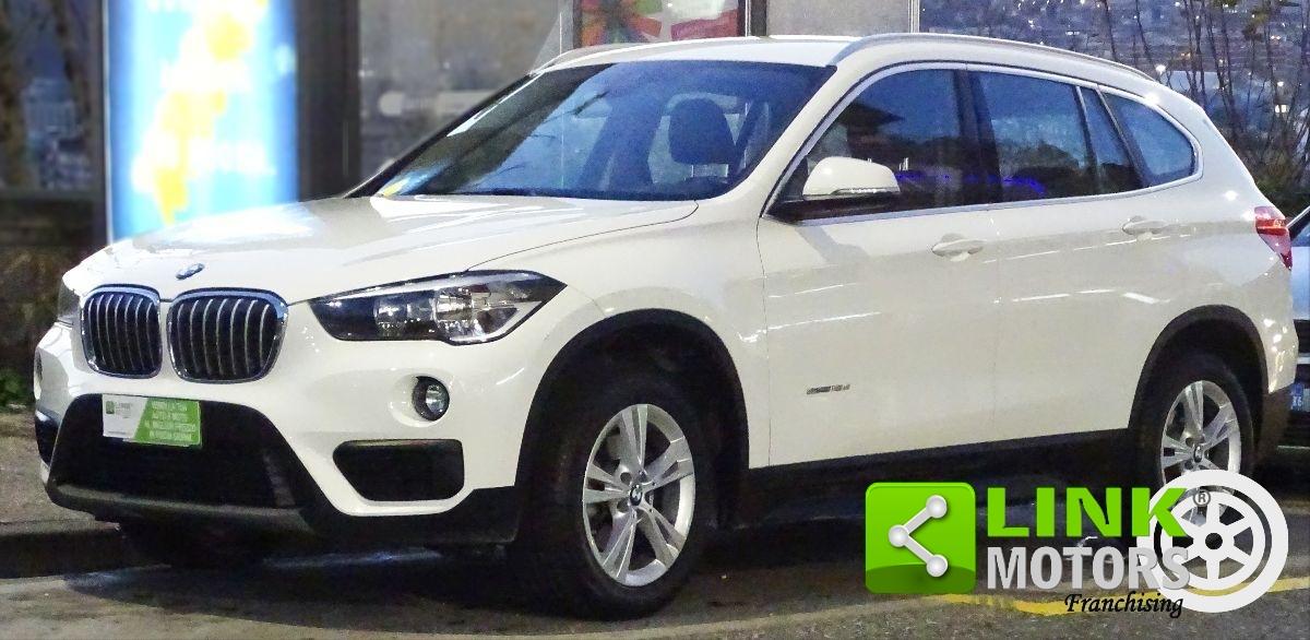 BMW X1 SDRIVE18D FORDEL - EN EJER