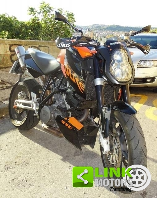 KTM 990 SUPER DUKE 2006 - AKRAPOVIC EXHAUST