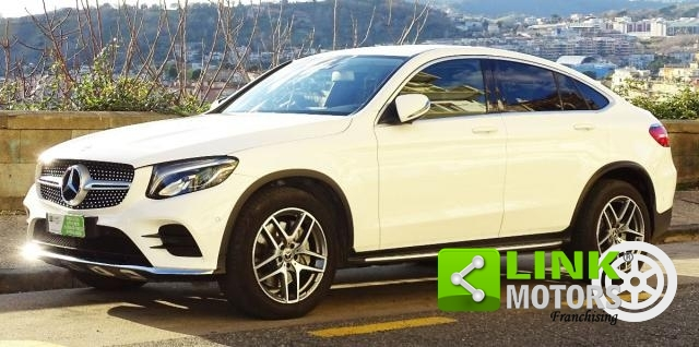 MERCEDES GLC 220 D 4MATIC AMG - ALL-WHEEL DRIVE