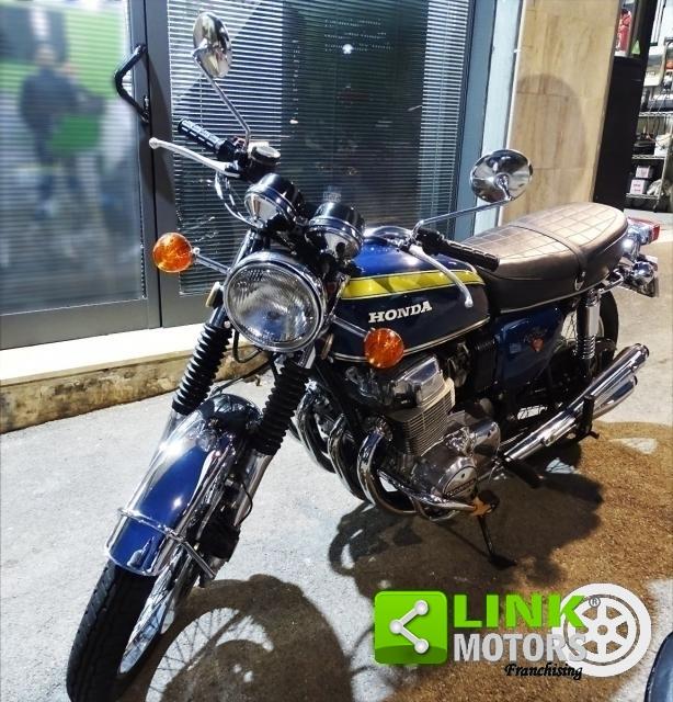 HONDA CB 750 1972 - RESTORERAD