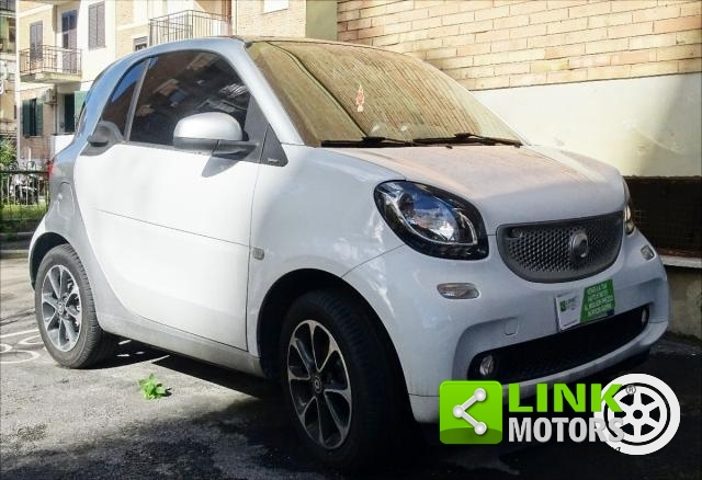 SMART FORTWO 1.0 70 HK TWINAMIC - BLOCKAKSEL