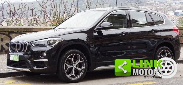 BMW X1 SDRIVE18D XLINE - EN EJER - 22.000 KM