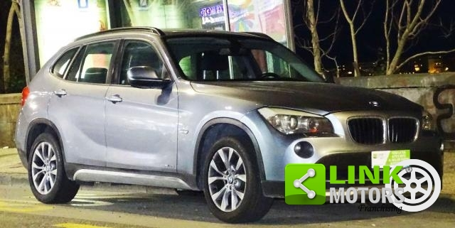 BMW X1 SDRIVE18D 2.0 143 CV