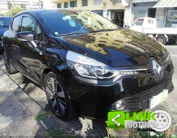 RENAULT CLIO DCI 1.5 90CV FULL OPTIONAL- UNICO PROPRIETARIO